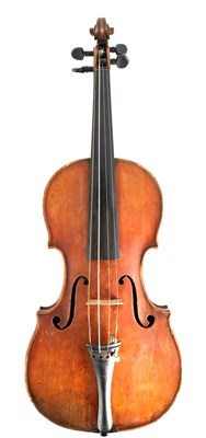 Lot 570 - A GOOD QUALITY 19TH CENTURY VIOLIN LABELLED...
