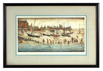 Lot 809 - A.R.R. LAURENCE STEPHEN LOWRY (1887-1976)...