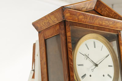 Lot 906 - A GIANT EARLY 19TH CENTURY MONTH DURATION...