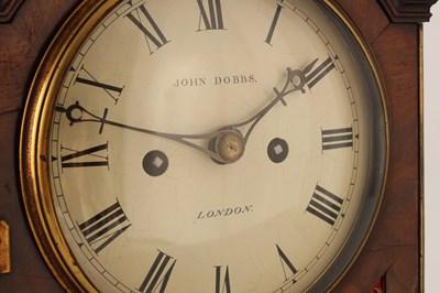 Lot 916 - JOHN DOBBS, LONDON A LATE GEORGE III MAHOGANY...