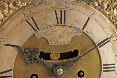 Lot 961 - ANDREW DICKIE, LONDON A GEORGE III AUTOMATION...